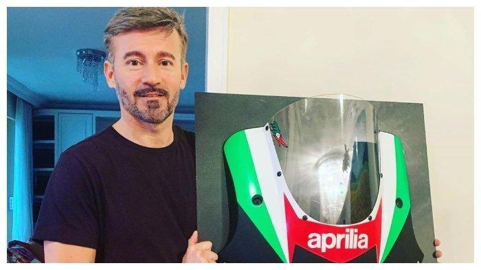 Max Biaggi, Rival Lama Valentino Rossi, Dikabarkan akan Kembali Membalap di MotoGP Gantikan Iannone