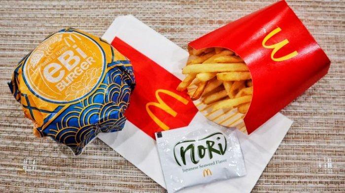 Beda McDonalds di Amerika dan Jepang yang Sering Buat Turis Heran