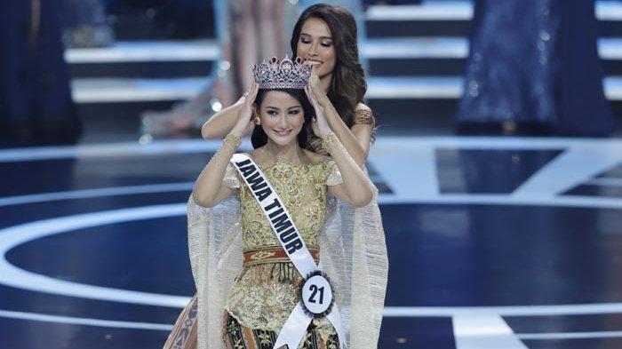 Biodata dan Profil Roro Ayu Maulidia Putri, Putri Indonesia 2020 asal Jatim Lulusan Unair Surabaya