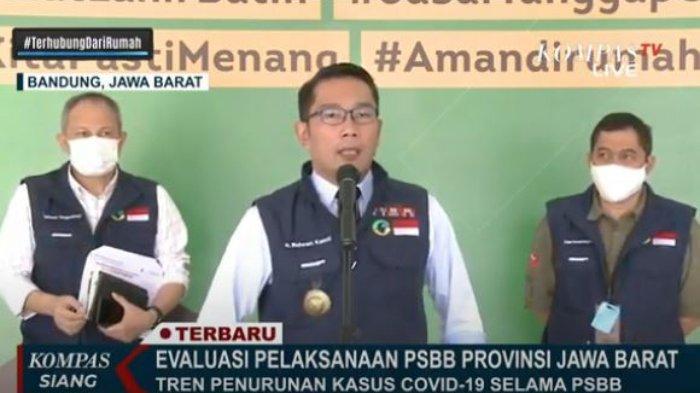 Gubernur Jawa Barat Beri Lampu Hijau Sepakbola Digelar dengan Syarat Protokol Kesehatan