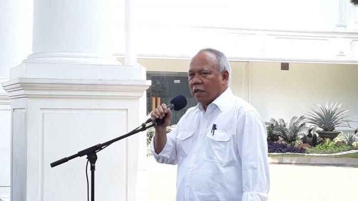 Menteri Basuki Hadimuljono Sebut Pemerintah Telah Miliki Masterplan Atasi Banjir Jakarta sejak 1873