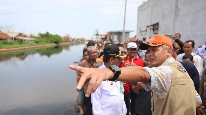 Pemprov Jawa Tengah Kirim Bantuan untuk Korban Banjir DKI Jakarta Malam Ini