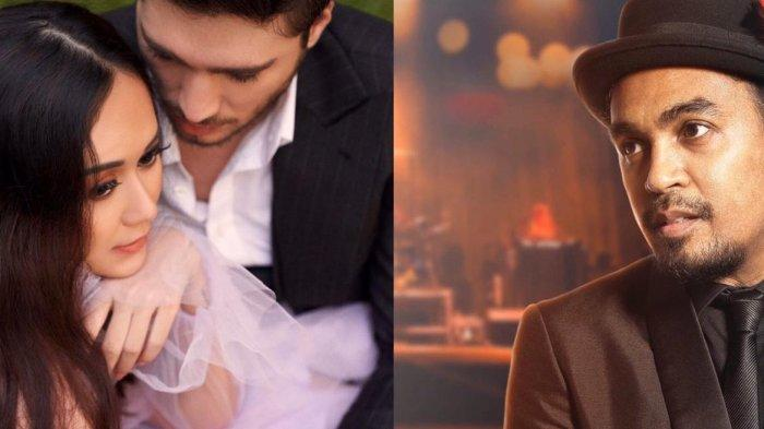 Reaksi Suami Aura Kasih saat Istri Kenang Sosok Glenn Fredly, Eryck Amaral Disebut Suami Idaman