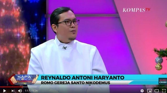 Sambut Baik Tema Hari Natal 2019, Romo Reynaldo: Perbedaan Bukan Hal yang Harus Dipermasalahkan